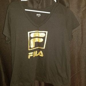 Fila t shirt nwot